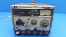 Hewlett Packard 8601A Signal RF Generator Sweeper