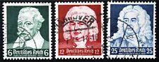 Schultz, Bach and Handel 1935 STAMP/GERMAN/3RD REICH/SWASTIKA/NAZI (6337)