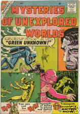CHARLTON MYSTERIES OF UNEXPLORED WORLDS #19 DITKO ART!