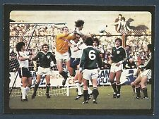 TRANSIMAGE FOOTBALL 79/80-#364-EIRE V ENGLAND 1978