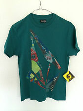 VOLCOM Scropstone T-Shirt Kinder Youth Tee Grün Größe L Neu