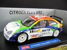 CITROEN Xsara WRC Rallye Deutschland 2007 Stohl OMV SST Sunstar 1:18