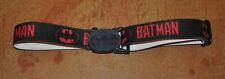 Vintage Made in USA Batman Child's Belt!