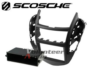 2015-2016 Chevrolet Trax Complete Radio Mount Dash Install Kit