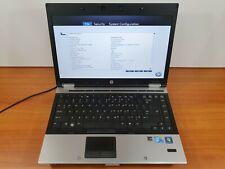 """HP EliteBook 8440p - 14"""" Intel Core i5 1st Gen 2.53GHz 2GB RAM"""