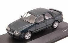 FORD SIERRA COSWORTH 1990 DARK BLUE METAL WHITEBOX WB236 1/43 BLAU BLEU
