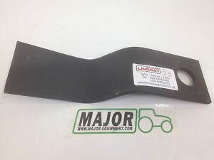 Genuine Major Grass Topper LH Blade NTSB10A 270mm Old 800SM Offset Models