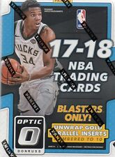 2017-18 Panini Donruss Optic Basketball NBA Cards 1 Blaster Box 28 Cards Retail