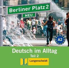 Berliner Platz 2 NEU in Teilbänden zum Lehrbuch, Teil 2 von Lutz...