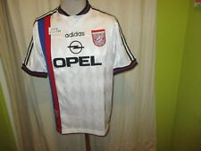 "FC Bayern München Original Adidas UEFA-CUP SIEGER Trikot 1996 ""OPEL"" Gr.S"