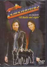 Los Temerarios En Concierto El Baile Del Siglo DVD New Sealed