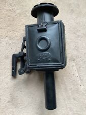 More details for rare original 1917 dated british army ww1 truck or tank lamp lantern