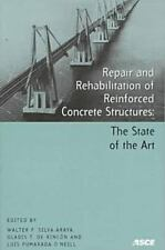 Repair and Rehabilitation of Reinforced Concrete Structures: The State-Of-The-Ar