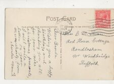 Miss Brenda Swan Red House Cottage Rendlesham Woodbridge 1934 377b