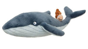 NEW PLUSH SOFT TOY Classic The Snail & the Whale 20cm - book by Julia Donaldson