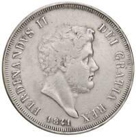 r38_37) Napoli Due Sicilie Ferdinando II (1830-1859) piastra 120 grana 1841