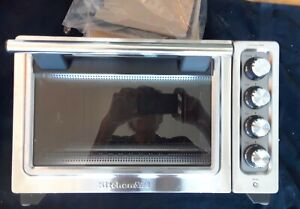KITCHENAID CONVECTION COUNTERTOP OVEN.  NEW