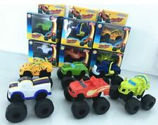 6Pcs Blaze and the Monster Machines Vehicles Diecast Toy Racer Cars Trucks Kid