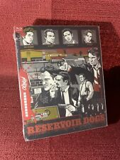 Reservoir Dogs Blu-Ray Uk Exclusive New Limited Edition Mondo Steelbook Sealed