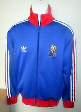Mens Adidas France National Team FFF 2005 FIFA World Cup Sweat jacket  sz. M EUC