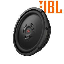 JBL Club WS1200 - 30cm Subwoofer,Extra Plat 1000 Watt Basse Haut-Parleur Voiture