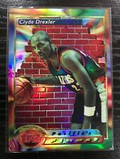 1993-94 Topps Finest  Pacific's Finest Refractor Clyde Drexler #129