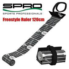 SPRO Fisch Maßband Angeln Freestyle Ruler 120cm