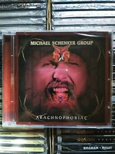 MICHAEL SCHENKER GROUP / Arachnophobiac  CD IMPORT 2003 New Sealed  UFO