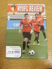 20/11/2012 Hayes And Yeading United v Chelmsford City  . Any faults with this it