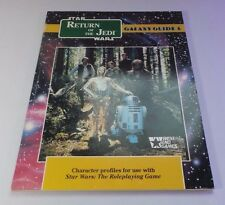 Galaxy Guide No 5: Return of the Jedi (Star Wars RPG)  West End Games 40040