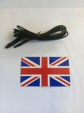 Dash Cam, Reverse Camera, Car Recorder Cable mini 4 Pin Extension Cable