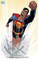 SUPERMAN #1 ADAM HUGHES VARIANT BENDIS  DC COMIC BOOK NM