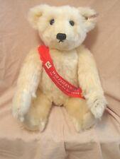 Steiff - VEDES Teddy Bear - #650901 - Mohair - Limited Edition - No Box