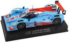 """Slot It """"Gulf"""" Lola B12/80 - 2012 24hr Le Mans 1/32 Scale Slot Car CA39B"""