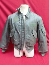 USAF Air Force Nomex CWU-45P Flight Jacket Cold Weather  X LARGE # 281