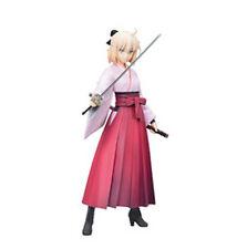 Fate Grand Order 8'' Saber in Hakama SPM Prize Figure Anime Manga NEW