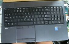 New listing Hp Zbook 15 G2 Laptop Palmrest with TouchPad & Keyboard 734281-001,733688-001