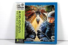 KING CRIMSON: WROOOM WROOOM / ON BROADWAY, 3CD, JAPAN MINI LP CD, ORIGINAL, RARE