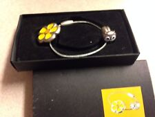 Vintage Troika Keychain Bee with Flower New in Box Made Germany