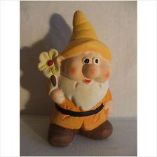Stampo IN LATTICE Stampi Stampo. Chubby Gnome con un fiore