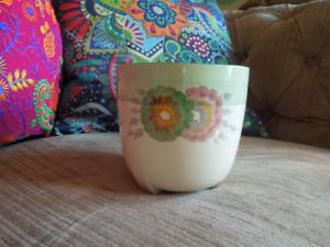 Clarice Cliff Honeydew Planter Pot
