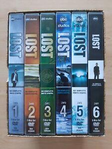 Lost die komplette Serie DVD