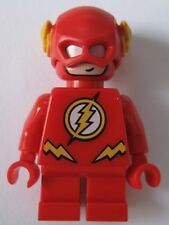 LEGO - Super Heroes - The Flash - Mini Figure - Short Legs