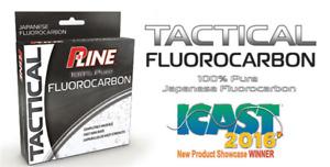 P-Line Tactical Fluorocarbon (200 YDS)