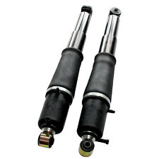 Pair Air Ride Shocks Rear For 02-14 Cadillac Escalade CHEVROLET GMC OEM Quality