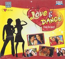 LOVE & DANCE FROM THE HEART - BRAND NEW MUSIC 3 CD's SET - FREE UK POST