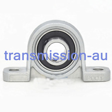 KP08 KP000-KP007 Pillow Block Mounted Bearing Housing Miniature Zinc Alloy