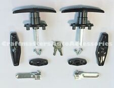 Truck cap/Topper Handles / Locks w/covers #T311-2 set with accessories
