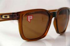 OAKLEY POLARIZED GARAGE ROCK DARK AMBER FRAME BRONZE LENSES 009175-06 NEW