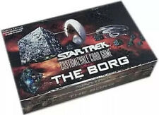 STAR TREK CCG : THE BORG BOOSTER BOX FACTORY SEALED CARDS